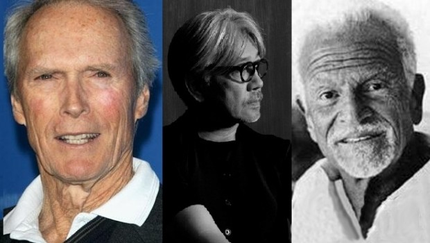 CLINT EASTWOOD, RYUICHI SAKAMOTO AND GERALD FRIED TO RECEIVE GOLDEN PINE AWARDS FOR LIFETIME ACHIEVEMENT