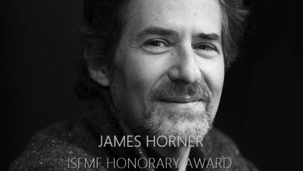 JAMES HORNER TO RECEIVE POSTHUMOUS HONORARY AWARD